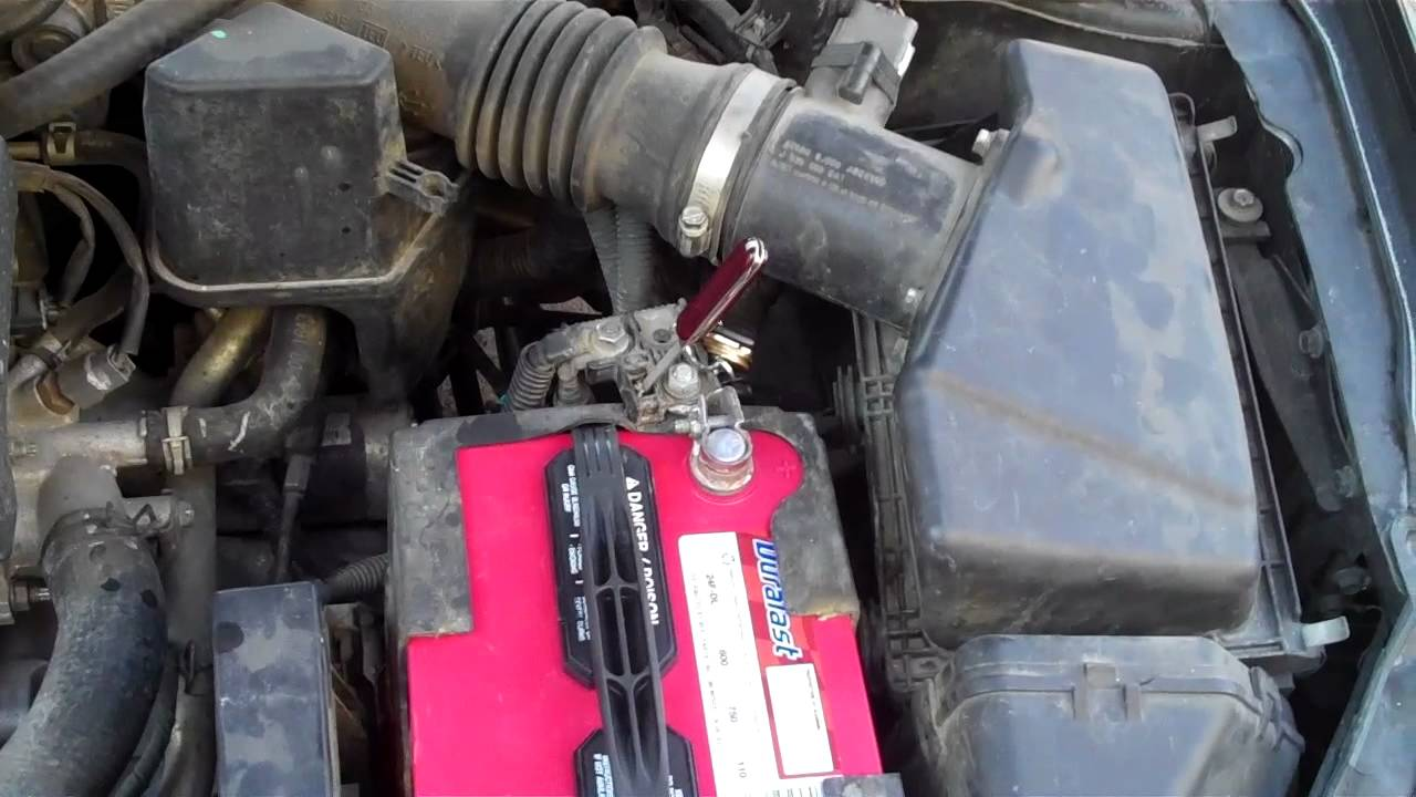 Here's WHY your Nissan won't even jumpstart with jumper cables & how to fix it  YouTube