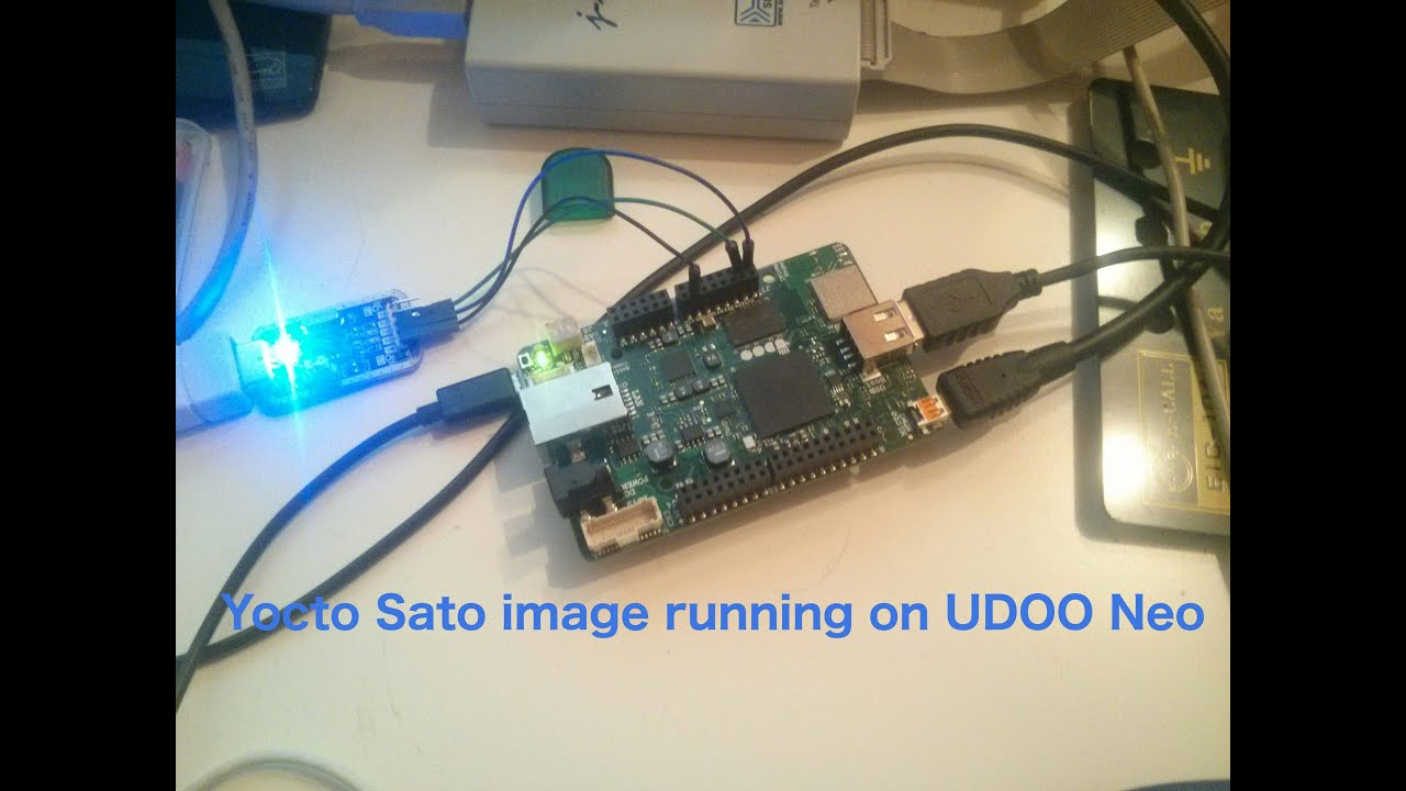OpenEmbedded/Yocto for UDOO Boards | UDOO Forum