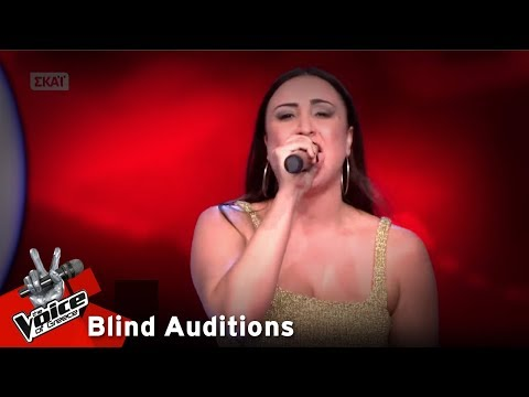 The Voice of Greece | Andry Lagiou | 2o Blind Audition