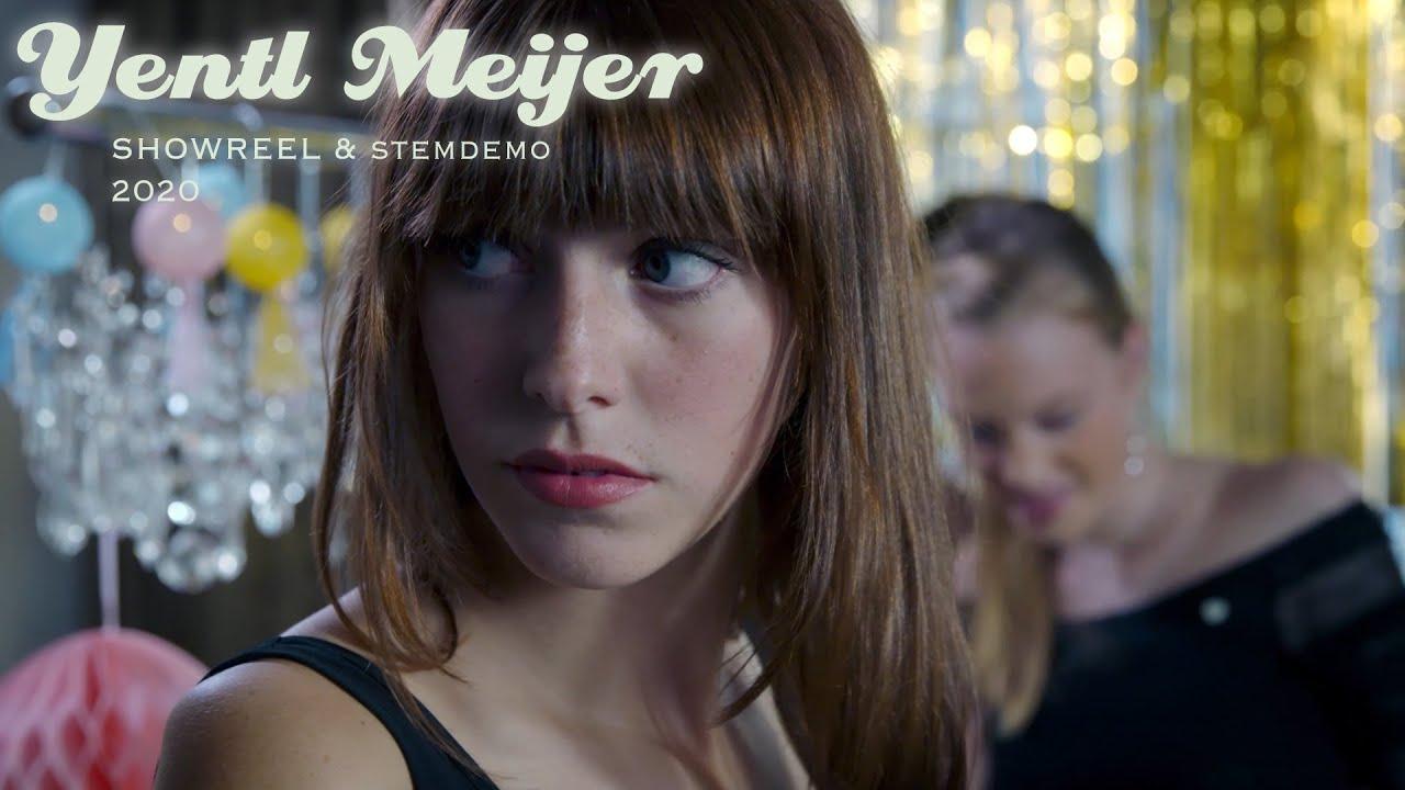 Yentl Meijer showreel en stemdemo 2020