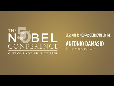 Antonio Damasio at Nobel Conference 50