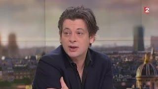 """Benjamin Biolay invité du JT de 20h pour """"Palermo Bollywood"""" - 16/4 ✶485"""