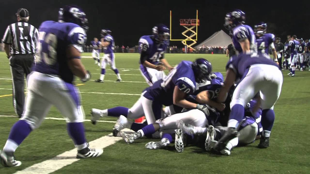 impegno santo simultaneo  Curry College Beats M.I.T. on Final Touchdown Drive - Homecoming ...