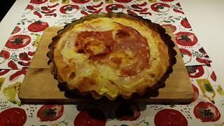 Итальянский пирог, простой рецепт! Приготовит даже ребенок))