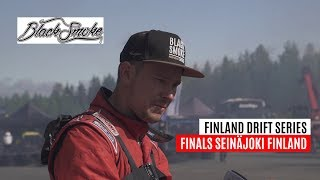 Finland drift series finals at Seinäjoki | Garbage Garage 17-2019
