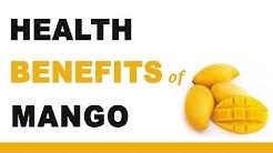 Health Benefits of Mango Fruit
