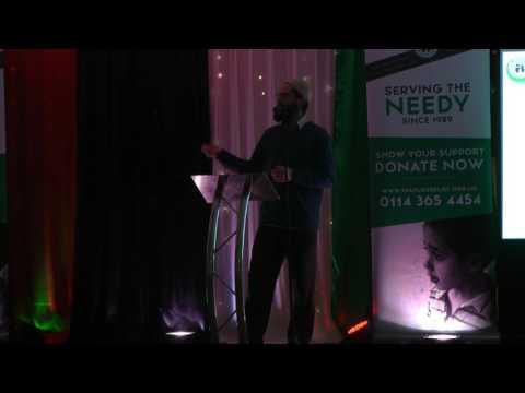 Charity Talk for Gaza