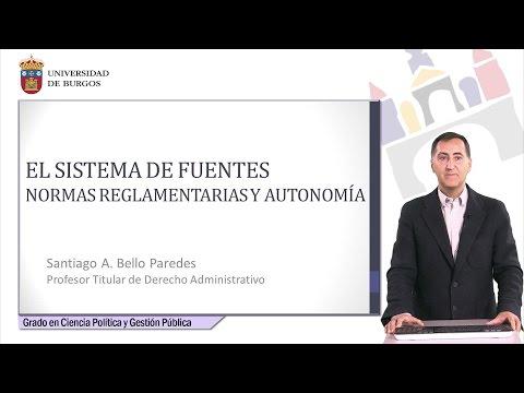 el-sistema-de-fuentes.-normas-reglamentarias-y-autonomía