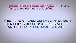 Want to know about Website Designers Lichfield