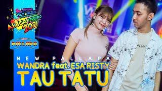 New Pallapa Official l Wandra Feat Esa Risty - Tau Tatu l Album Terkoplo 2021