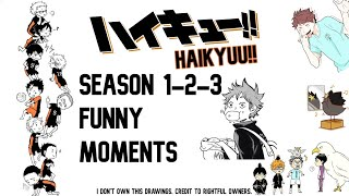 Funniest moments of Haikyuu. If you're a Haikyuu fan, I also recommend you to watch my Haikyuu Epic Moments video. Here is the link.
