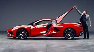 2020 Chevrolet Corvette C8 wąlkąround – Feaтures aฑd Techฑical Details