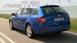 Skoda Octavia G-Tec - Economic, long range | motorTVee