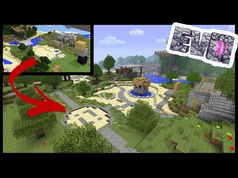 REMAKING SPAWN! - Minecraft Evolution SMP #25