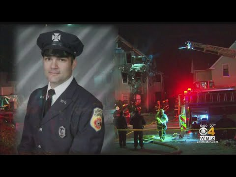 Andi and Kenny  - Firefighter Dies Saving His Comrades From House Fire