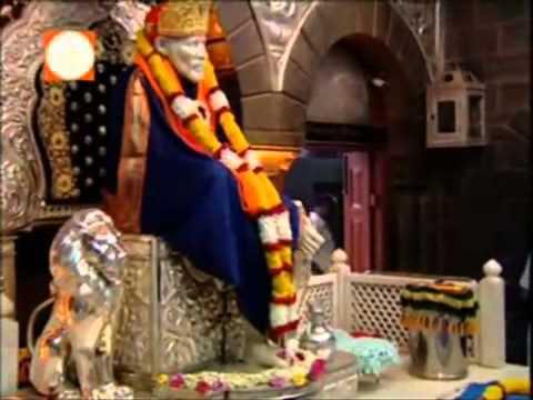 Om Sai Namahaya Shirdi SaiBaba Bhajan   YouTube