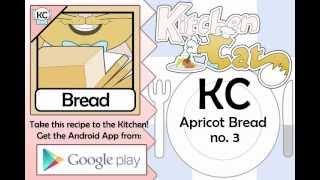 Apricot Bread No. 3 - Kitchen Cat