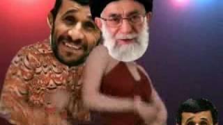 تولد رهبر معظم انقلاب و رقص احمدی نژاد | Aleborzma's Blog
