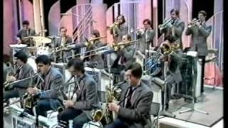 Lin Biviano and Buddy Rich Band London 1982