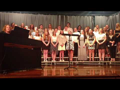 West Holmes Middle School Choir May, 2016 Part 1