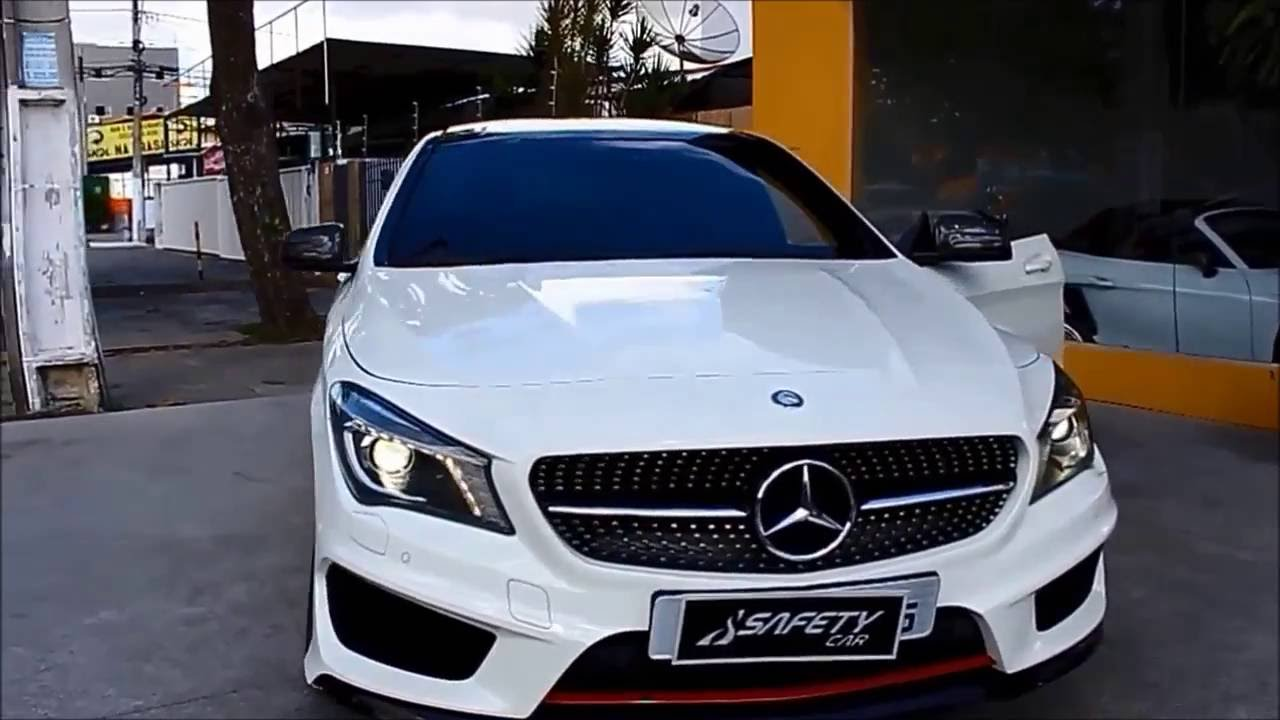 mercedes benz cla 250 sport 4matic 2014 2015 youtube. Black Bedroom Furniture Sets. Home Design Ideas