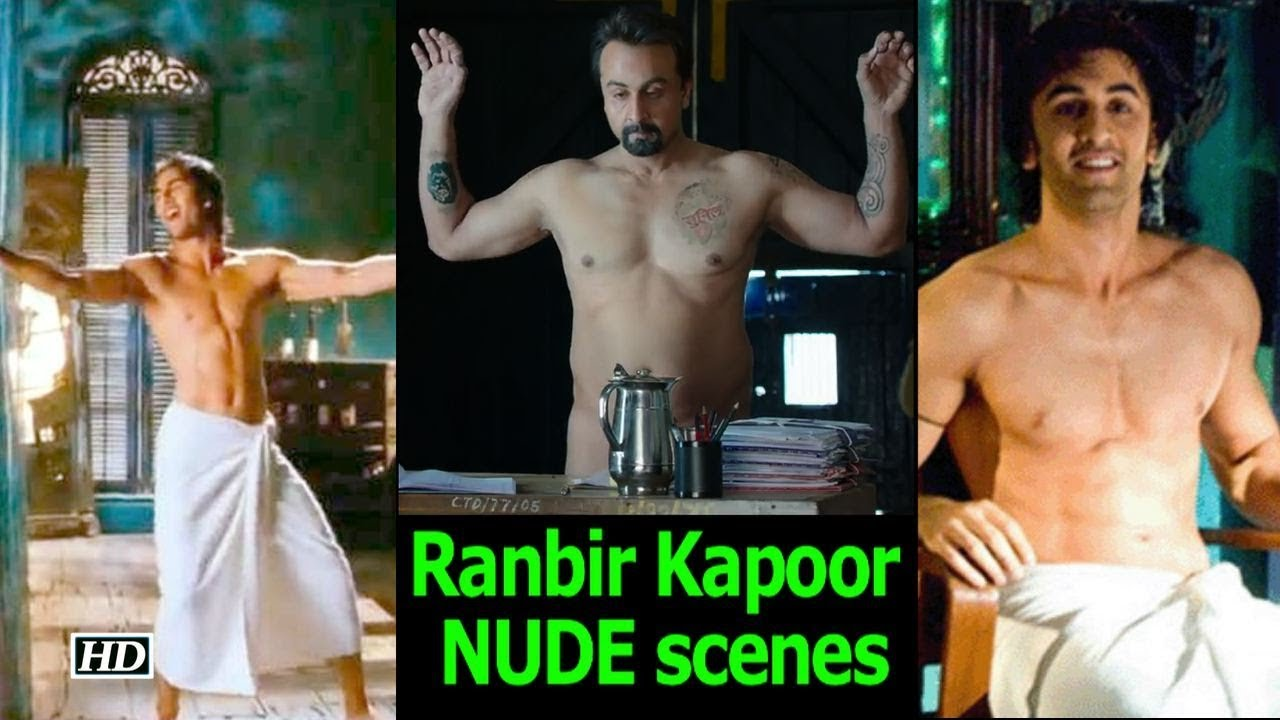 Real nude pic of ranbir kapoor