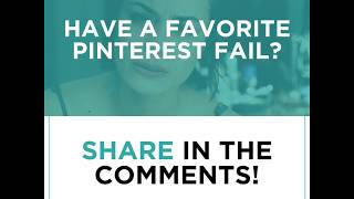 WeAreTeachers: Pinterest Fails