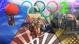 אולימפיאדת הקלאש רויאל 2   מי הקלף שמוריד את הבית הכי מהר?!  זה לא יאומן!