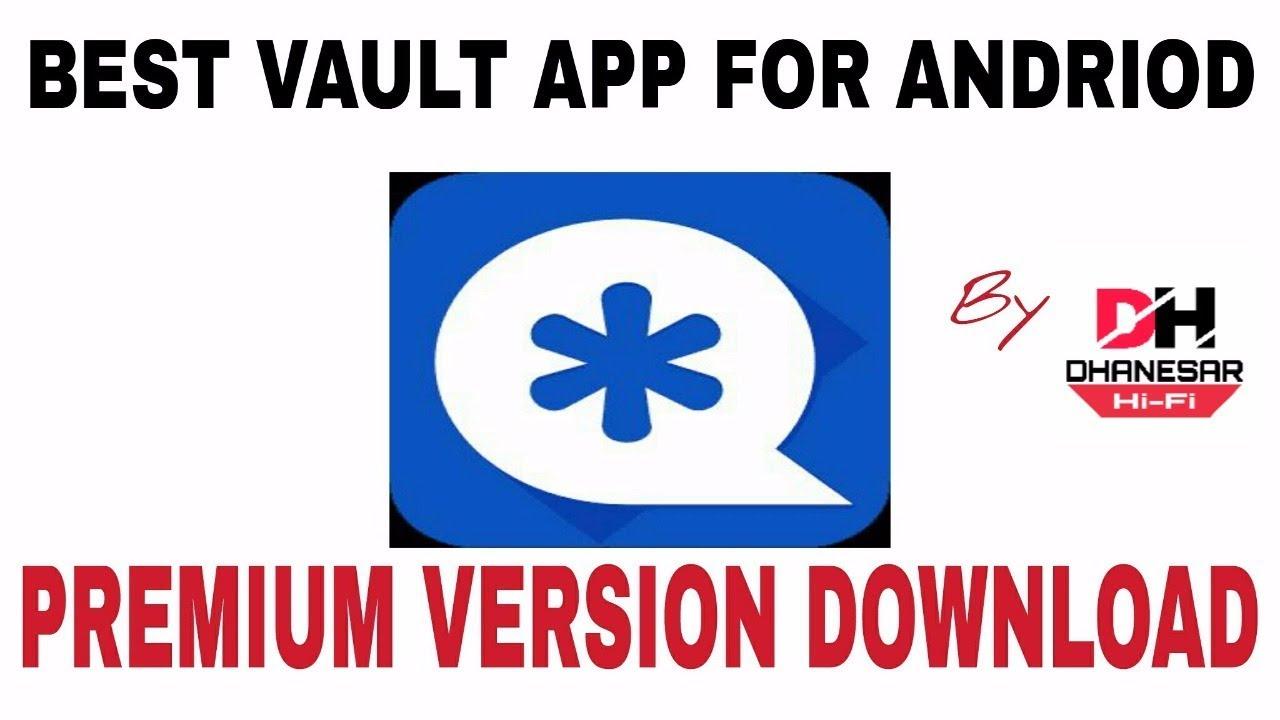Vault app com
