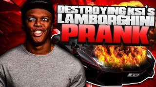 Destroying KSI