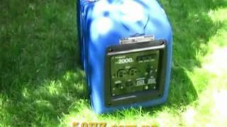 Инверторный генератор HYUNDAI HY 2000Si смотреть