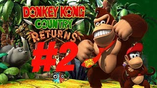 🔴 DONKEY KONG COUNTRY RETURNS #2