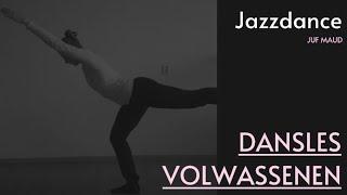 Jazzdance - Les volwassenen