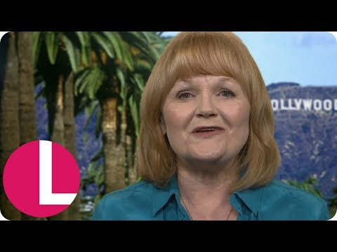 Lesley Nicol On the Possibility of a Second Downton Abbey Movie   Lorraine