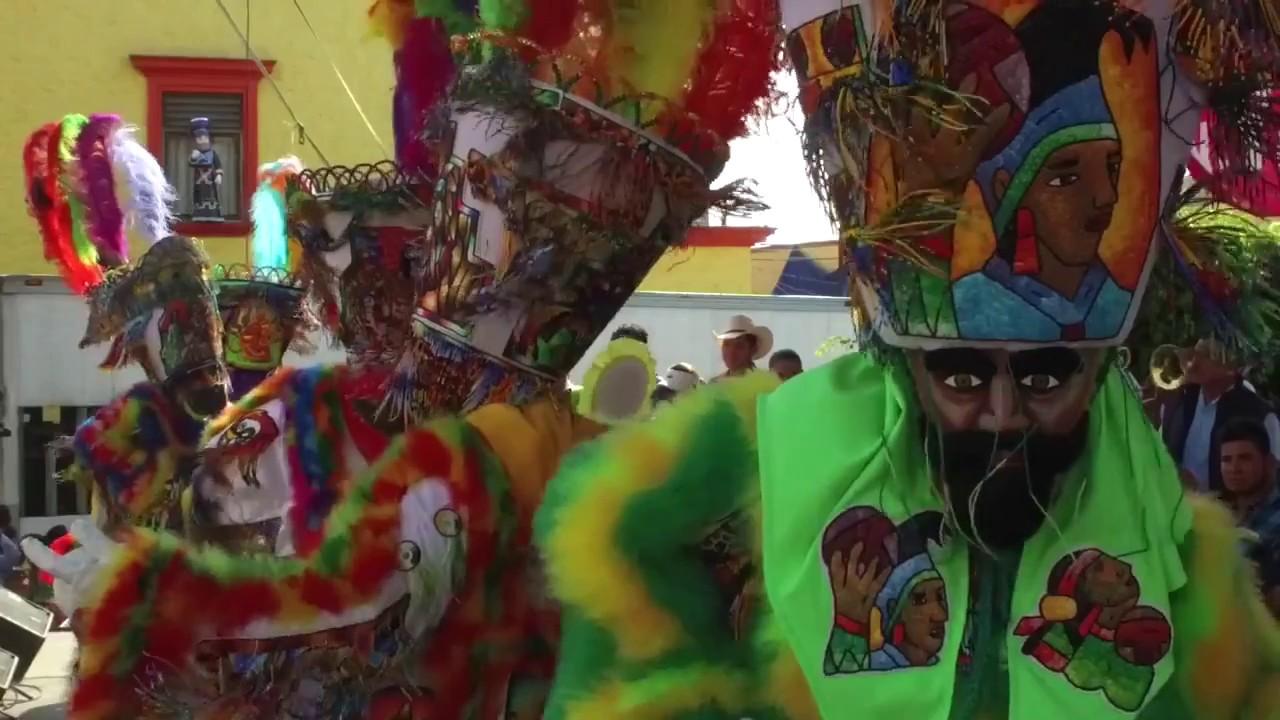Carnaval Yautepec 2017