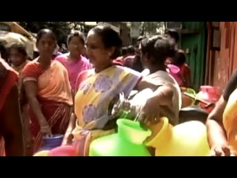 Drinking Water Crisis In Chennai