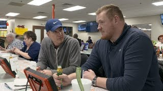 Goin' Nuts With T.J.: Episode 6 feat. Jason Hanson