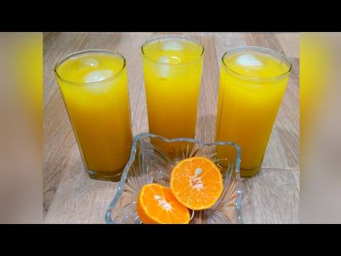 Orange Squash Recipe   How To Make Orange Squash At Home Without Preservatives.........