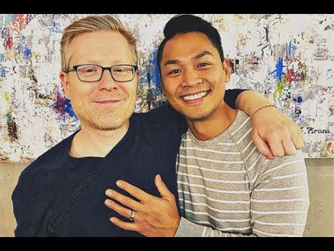 Anthony Rapp Is Engaged! Meet His Fiancé Ken Ithiphol