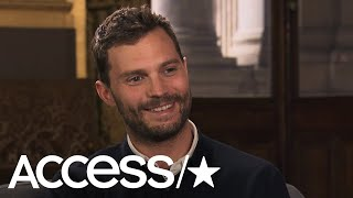 'Fifty Shades Freed': Jamie Dornan Can't Stop Giggling Talking About All The Steamy Sex Scenes