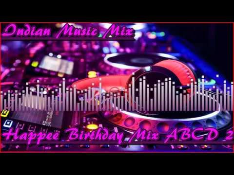 Happee Birthday Mix   AbCd 2
