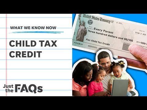 Child tax credit: How to know if you qualify, how much you'll get paid   Just the FAQs