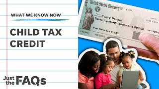 Child tax credit: How to know if you qualify, how much you'll get paid | Just the FAQs