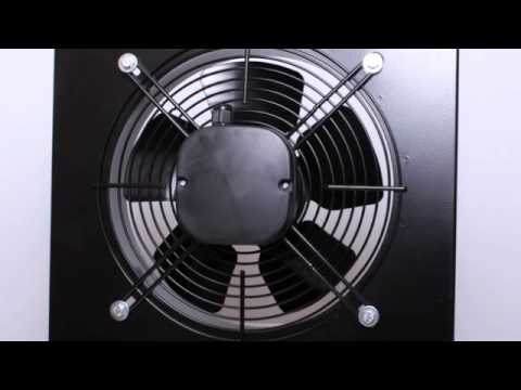 Осевой вентилятор Вентс ОВ 4Е 250