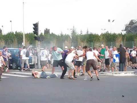 BCS Attack Lyon Fans @ Ninkasi Café, Gerland 2
