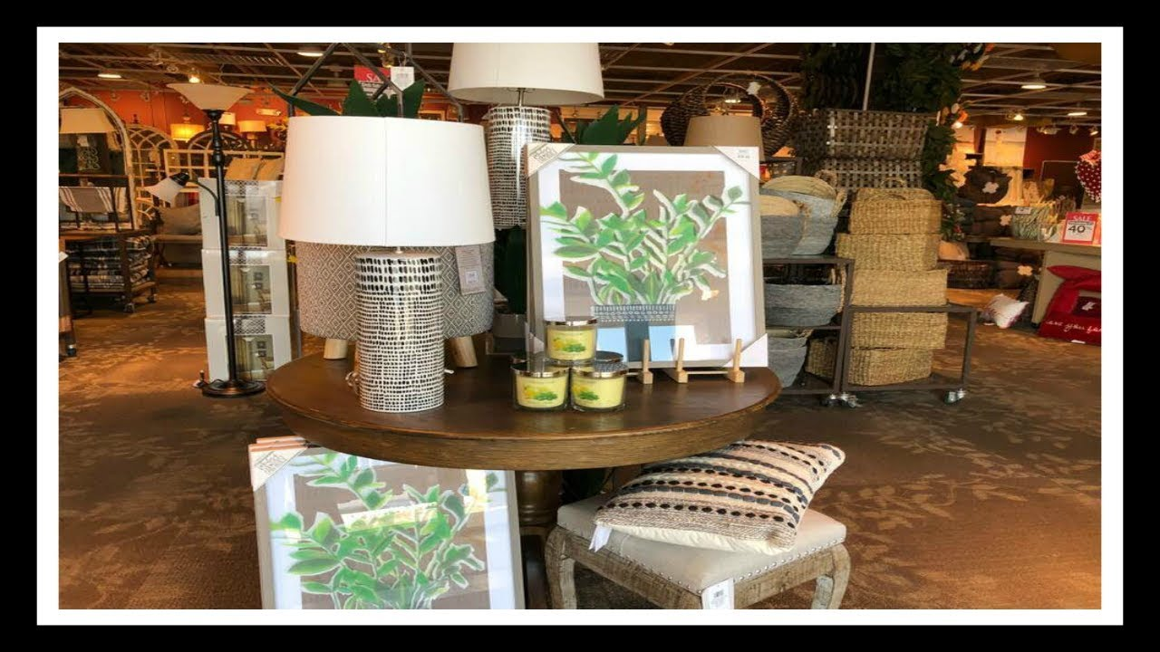 Shop With Me Home Decor At Kirklands! Spring - YouTube on Kirkland's Decor Home Accents id=63433