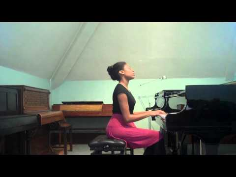 Chopin - Ballade No 2 in F - performed by Isata Kanneh-Mason