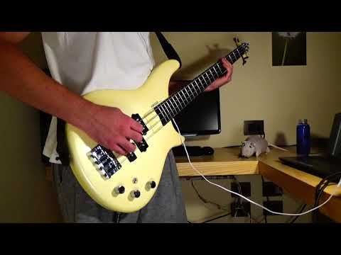 Men At Work - Down Under [BASS COVER] (bass backing track)