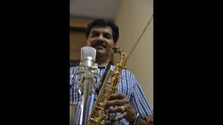 Chand Si Mehbooba Ho Meri Saxophone Cover Dr C B Savita