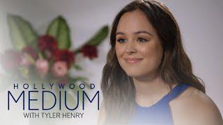 Tyler Henry s Reading Brings Hayley Orrantia to Tears Hollywood Medium with Tyler Henry E